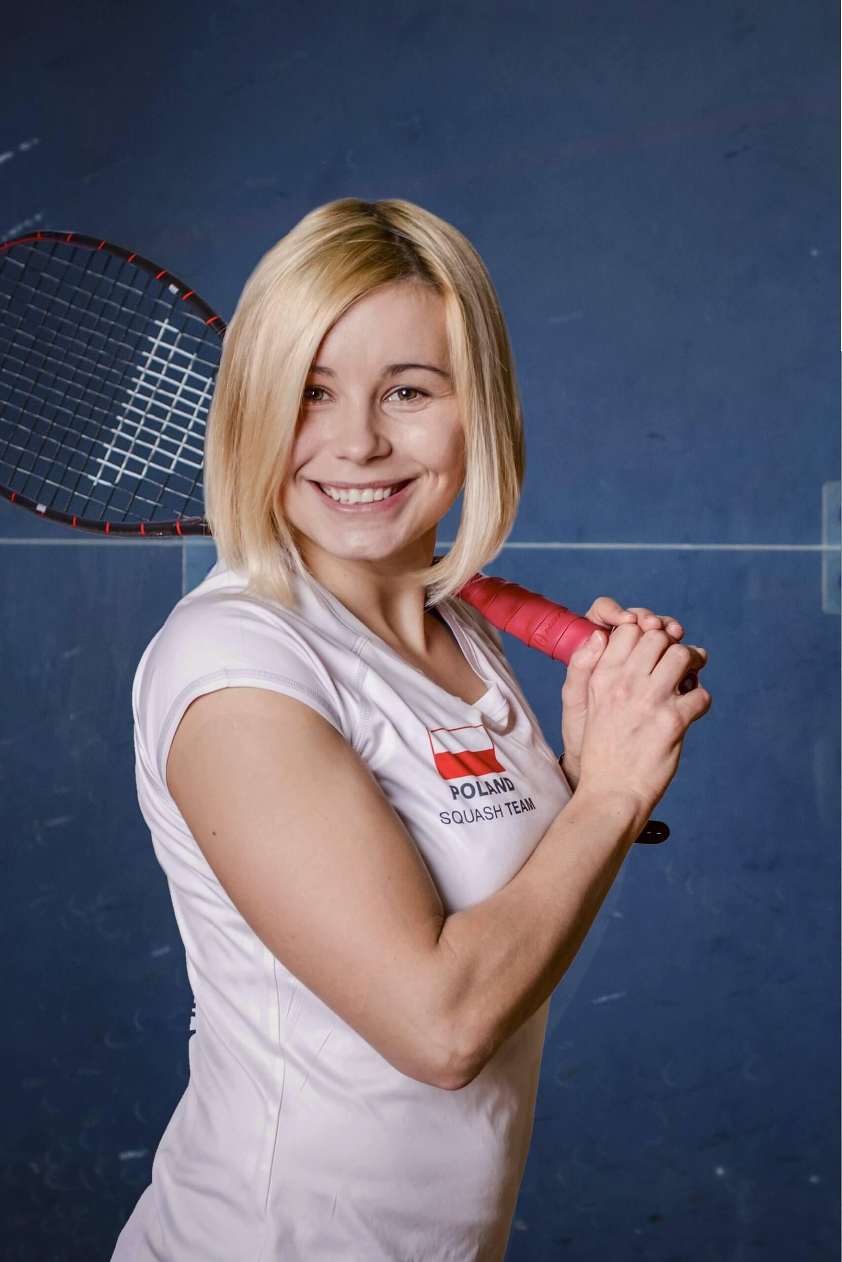 squash Magda Kamińska